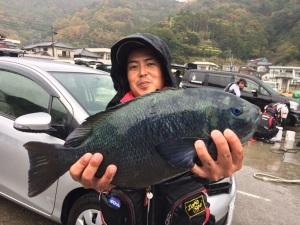 山西さん48.5cm