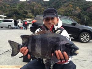 柴田さん  60cm  3.6kg