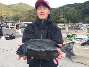 上田さん  41cm