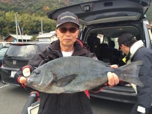渡辺さん  46cm