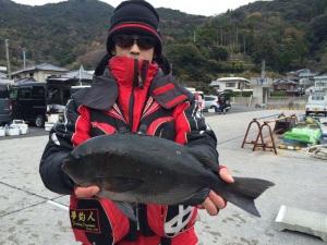 川野さん  42cm