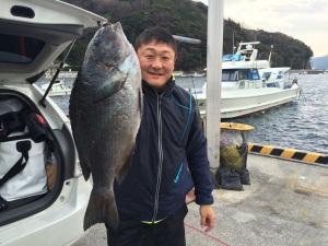 阪口さん  48cm
