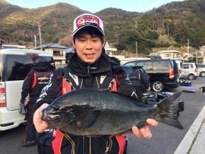 岩井さん  46cm