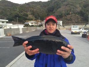 川上さん  46cm