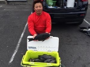 志田さん  30〜40cm