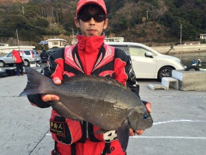 川野さん  48cm