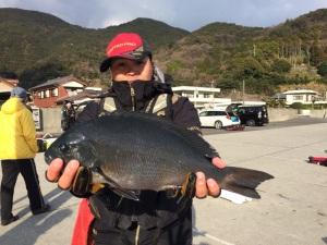 松本さん  47cm