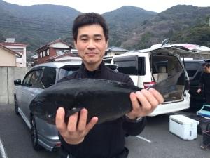 久米さん  47cm