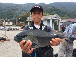 藤田さん  41cm