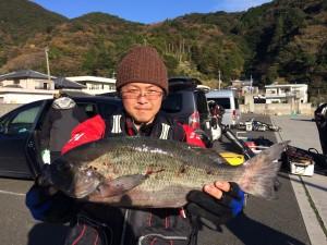 山本さん 48cm
