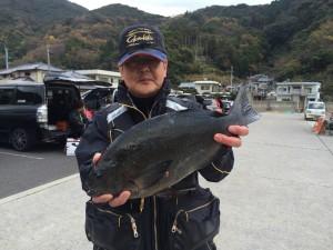 好川さん   48.5cm