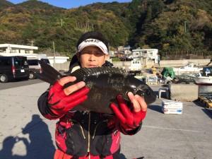 石田さん   42cm