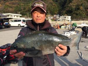 熊井さん   48cm