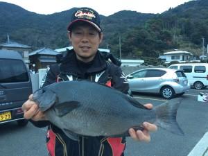 岩井さん   47cm