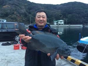 田崎さん   48.5cm