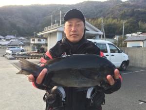 高井さん   41cm