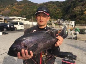 蛭子さん   石鯛52cm