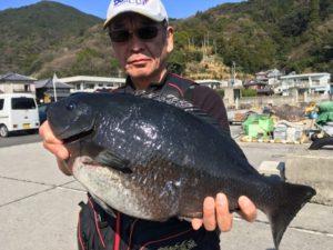 中田さん   50cm  3kg!!