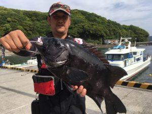 武藤さん   石鯛54cm