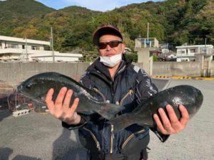 田崎さん 44cm