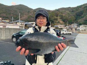 藤川さん   43.5cm
